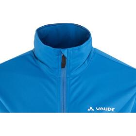 VAUDE Steglio Softshell Jacket Men radiate blue
